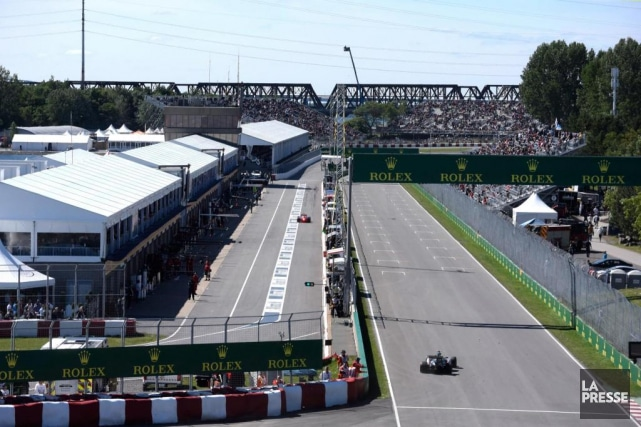 Montreal Grand Prix Gets Extension To 2029 Montreal
